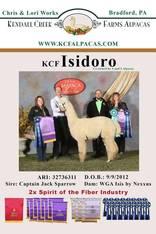 KCF Isidoro