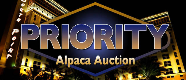 2018 Priority Alpaca Auction