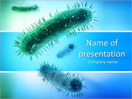 Virus Powerpoint Template