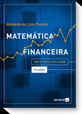Livro Matemática Financeira Objetiva e Aplicada