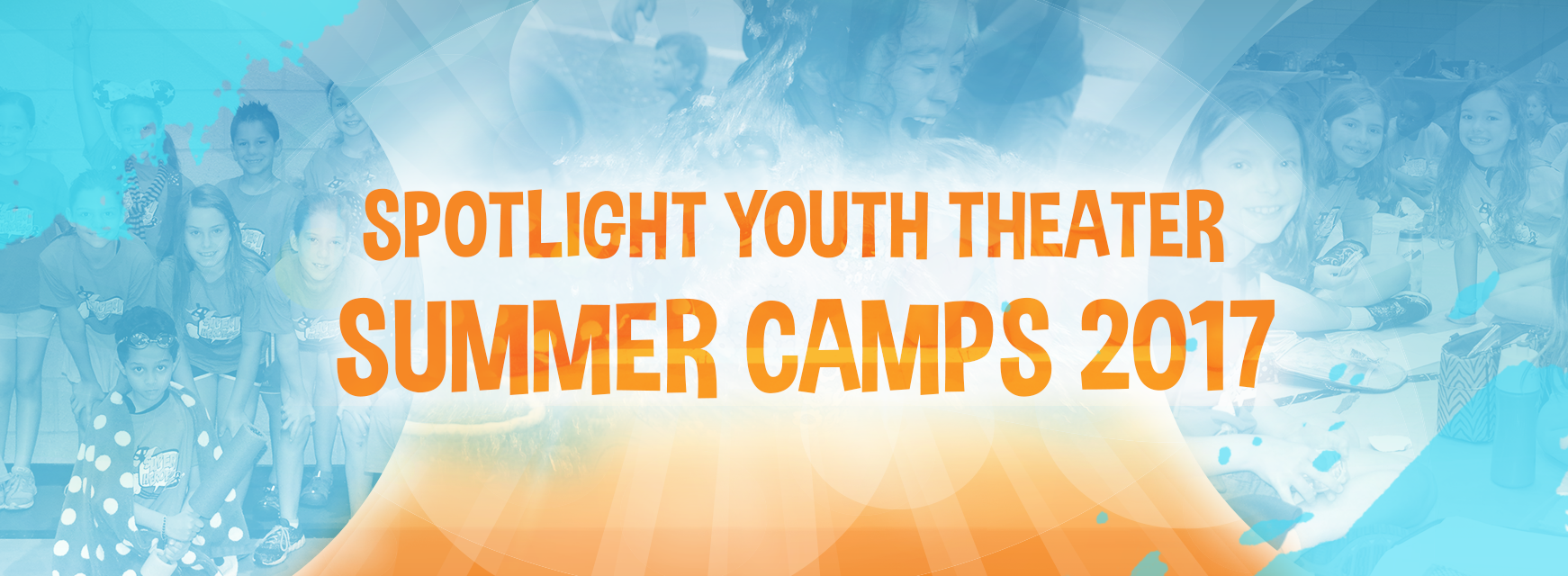 Spotlight Youth Theater Summer Camp 2017