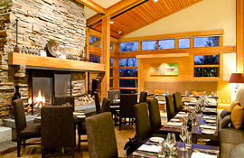 Cedarbrook Lodge Copperleaf Restaurant
