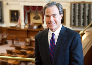 Joe Straus, Speaker, Texas House of Representatives