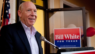 Bill White campaign headquarters Edinburg, Texas.
