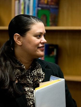 Austin Independent School District Superintendent Dr. Meria Carstarphen.