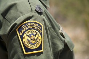 Border Patrol Agent Robert Dominguez.