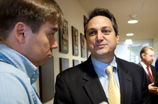 Texas GOP Chair Steve Munisteri July, 2010.