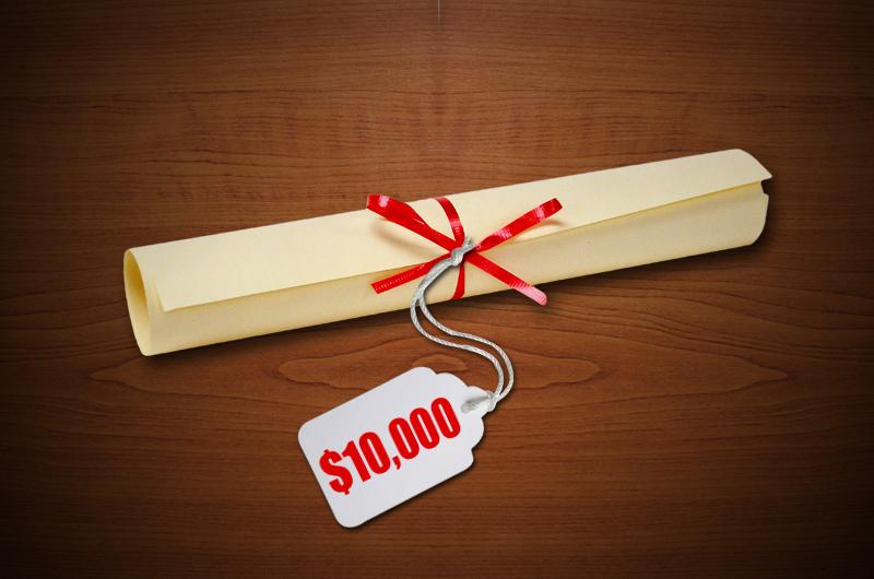 德州州立大學推「1萬元學位」 - 通天經紀 - tongtianjingji的博客
