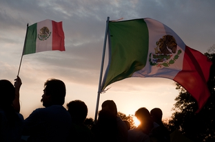 National pride was in abundance at the Mexican independence day festival at the Emma S. Barrientos Mexican American Cultural Center in Austin, Texas. The holiday celebrates Mexico's war of independence from Spain in 1810.