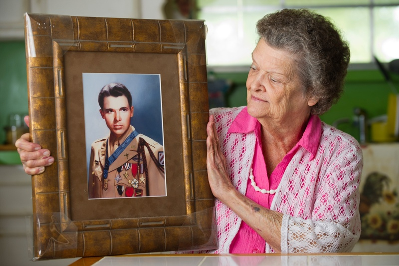 Audie Murphy A Hero Still Missing One Medal The Texas