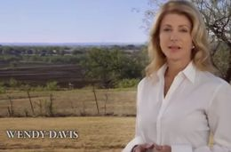 Wendy Davis' first gubernatorial ad.
