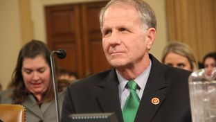 U.S. Rep. Ted Poe, R-Beaumont, testified at a 2013 hearing in Washington, D.C., on failures in foster care that can lead to sex trafficking.