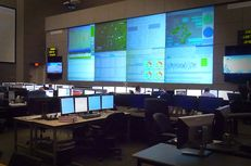 A look inside the ERCOT control center.