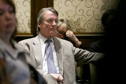 University of Texas at Austin President Bill Powers at a UT System Board of Regents meeting in Austin on Dec. 12, 2013.