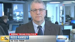 "Ross Ramsey on WFAA TV's ""Inside Texas Politics,"" Feb. 2, 2014."