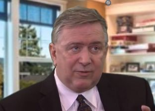YouTube screenshot of U.S. Rep. Steve Stockman, R-Friendswood, currently a candidate for U.S. Senate, from a Western Center for Journalism interview on Feb. 2, 2014.