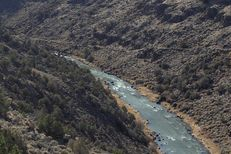 Texas claims New Mexico is using more water from the Rio Grande River than it is entitled to.