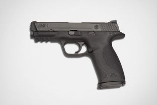 Smith & Wesson M&P 9mm handgun