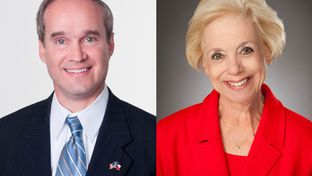 HD-132 hopefuls Mike Schofield and Ann Hodge