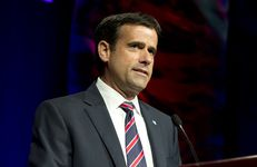 John Ratcliffe, Republican candidate for Texas' 4th U.S. Congressional District speaks in Fort Worth on June 5, 2014.