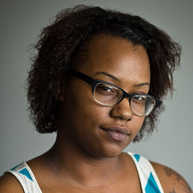 """No one told me about a tuition waiver. I didn't know people could still get counseling after getting adopted. I didn't receive any benefits or anything. I wasn't aware of any of that. I thought once you got adopted, everything stopped. I feel kind of robbed a little."" —Phelecia Biggins"