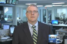 "Texas Tribune Executive Editor Ross Ramsey on WFAA-TV's ""Inside Texas Politics"" on June 15, 2014."