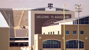 Texas A&M University, College Station, Texas