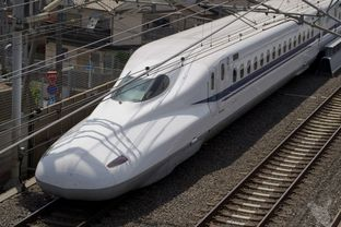 The Japanese Shinkansen is a high-speed trail used by JR Central in Japan. A private company is planning to build a rail line between Dallas and Houston using the same trains.