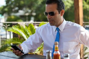 George P. Bush, the Republican candidate for Texas Land Commissioner, in Austin on Aug. 27, 2014.