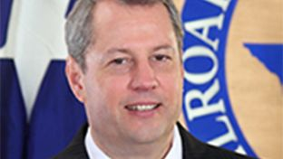 Railroad Commissioner David Porter was elected to a six-year term on the Railroad Commission in 2010.