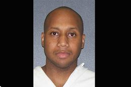 Texas death row inmate Willie Trottie, scheduled for execution Wednesday, Sept. 9, 2014.