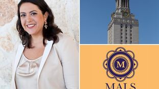 Nicole Guidotti-Hernández, the chairwoman of UT-Austin's Department of Mexican American and Latina/o Studies