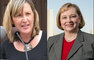 Republican Konni Burton and Democrat Libby Willis are running for the SD-10 Senate seat being vacated by Wendy Davis.