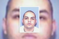 Texas Death Row inmate Miguel Angel Paredes.