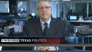 "Texas Tribune Executive Editor Ross Ramsey on WFAA's ""Inside Texas Politics"" on Jan. 18, 2015."