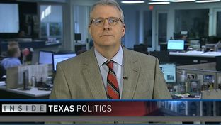 Texas Tribune Executive Editor Ross Ramsey on WFAA's Inside Texas Politics on Jan.25, 2014.