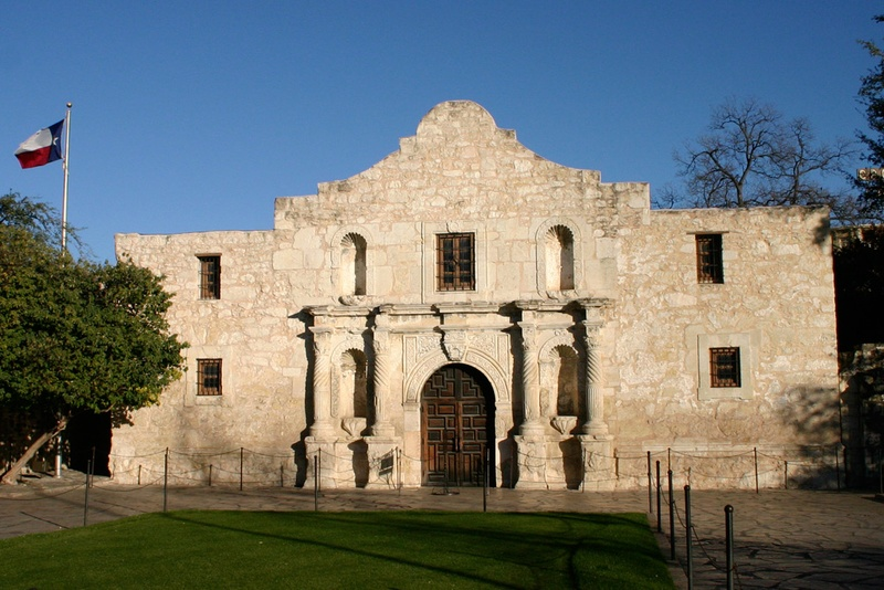 Sen. Campbell Wants to Ban Foreign Control of Alamo | The ...