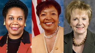 Of 38 members, only three women — U.S. Reps. Sheila Jackson Lee, Eddie Bernice Johnson and Kay Granger — represent Texas in Congress.