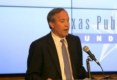 TX Attorney General Ken Paxton, speaks at event hosted by the Texas Public Policy Foundation regarding impact of the EPA's Clean Power Plan on June 22, 2015