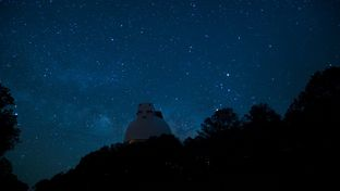 The McDonald Observatory in Fort Davis on June 18, 2015.