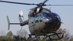 UH-72 Lakota helicopter
