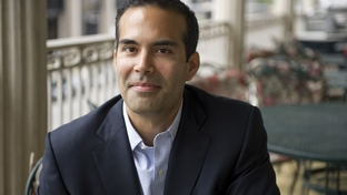George P. Bush, a founding member of the Hispanic Republicans of Texas, at the Austin Club on March 1, 2012.