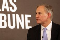 Texas Attorney General Greg Abbott - Oct. 4, 2012