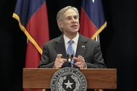 Attorney General Greg Abbot on Jan. 31, 2011, speaking about Texas' lawsuit against federal health care reform.
