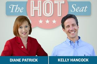 The Hot Seat - Arlington. Featuring Rep. Diane Patrick and Rep. Kelly Hancock.