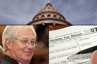 "State Rep. Charlie Geren, the head of the House Administration Committee, wrote a letter to his fellow House members saying that they were ""under no legal obligation""to accommodate a Texas Tribune request to submit three years of tax returns."