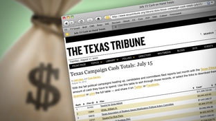The 2,694 political committees and campaigns that filed mid-year reports with the Texas Ethics Commission together held $167 million in their accounts, and the numbers offer a glimpse at what's competitive and what's not