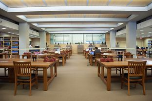 The Humanities Library at The Harry Ransom Center at The University of Texas in Austin, is open to anyone for research, provide they have a valid ID.