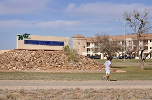 Western Texas College in Snyder, Texas.