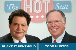 The Hot Seat in Corpus Christi featuring Blake Farenthold and Todd Hunter